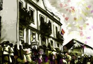 Compilación fotos 14-7-2008:Su silencio es nuestra voz.qxd